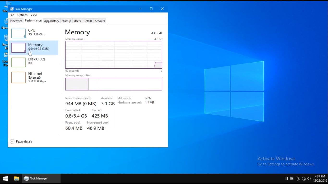 Download Windows 10 Lite