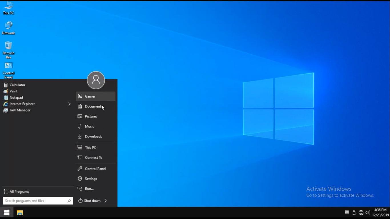 Windows Lite Version