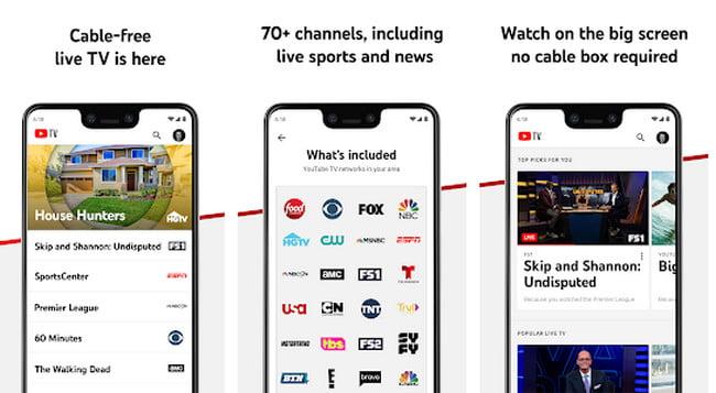 TV App YouTube