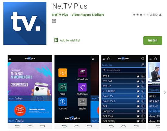 free TV app