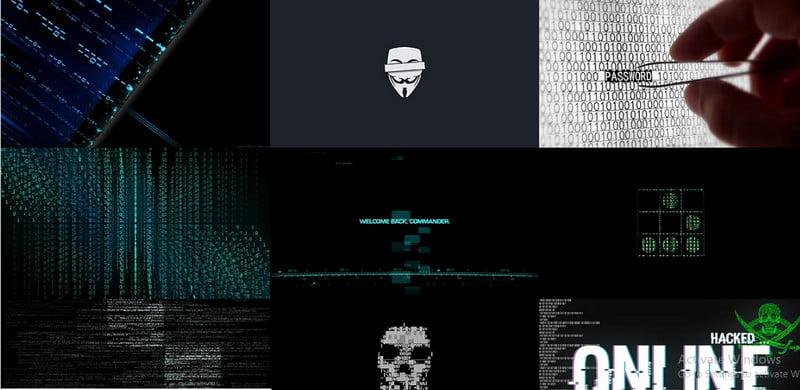 hacker theme for windows