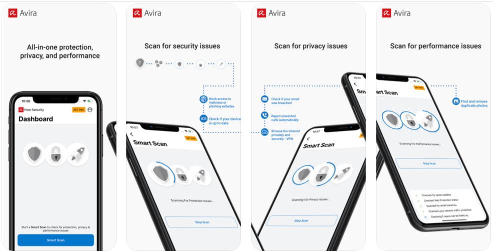 Avira Antivirus app