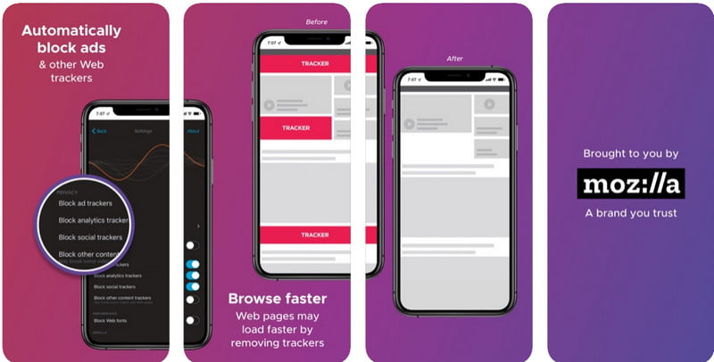 privacy browser for iphone