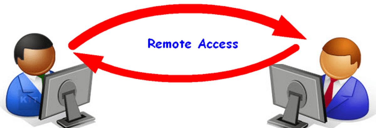 Remote Access In Windows