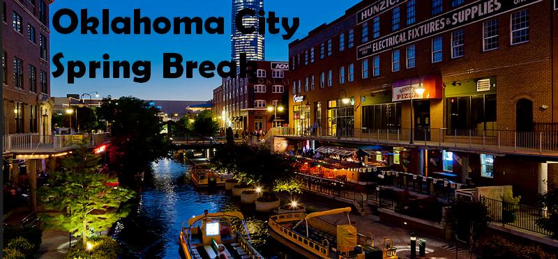 Oklahoma City In Spring Break