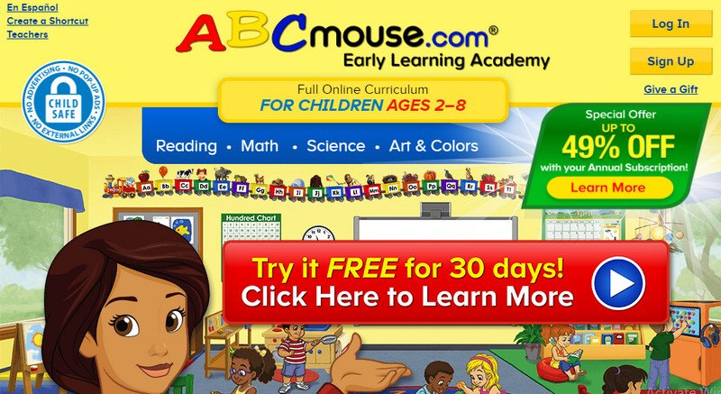Delete Child User on ABCMouse
