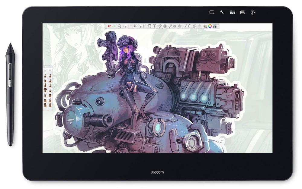 wacom tablet animation software
