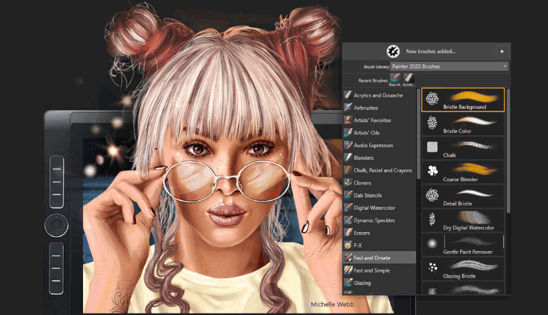 Corel Painter Software