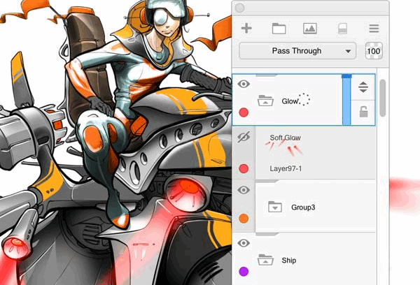 AutoDesk SketchBook Software