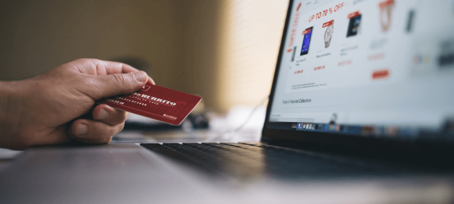 remove credit card information form amazon account
