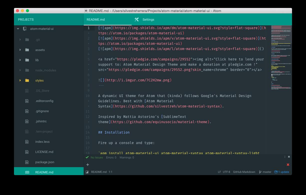atom for linux