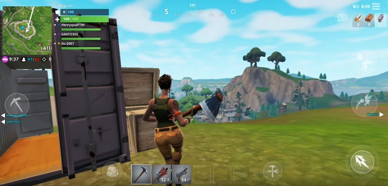 fortnite android 60fps supported devices