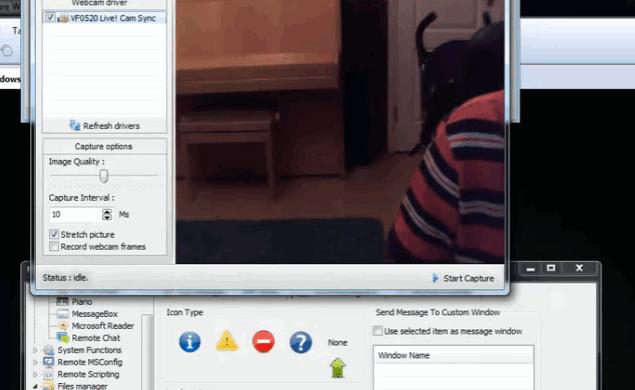 how to stepup darkcomet RAT in windows
