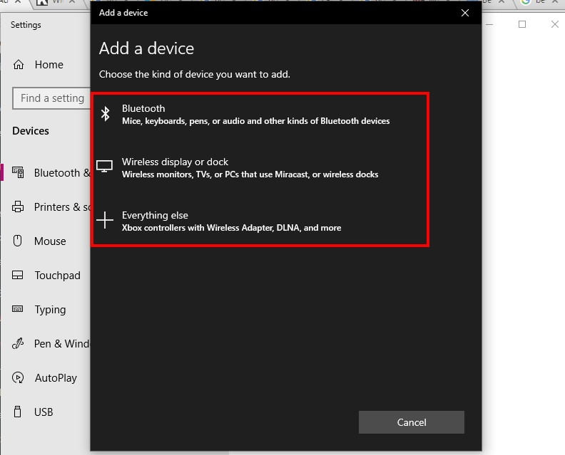 how to add bluetooth device on windows 10
