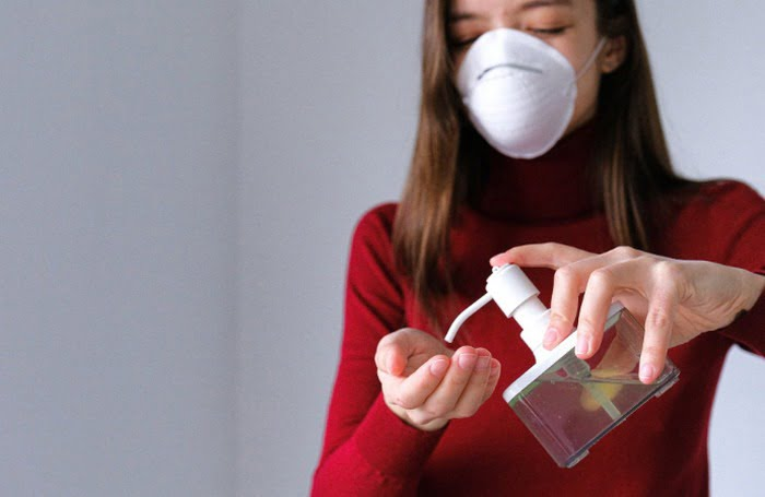 make hand sanitizer