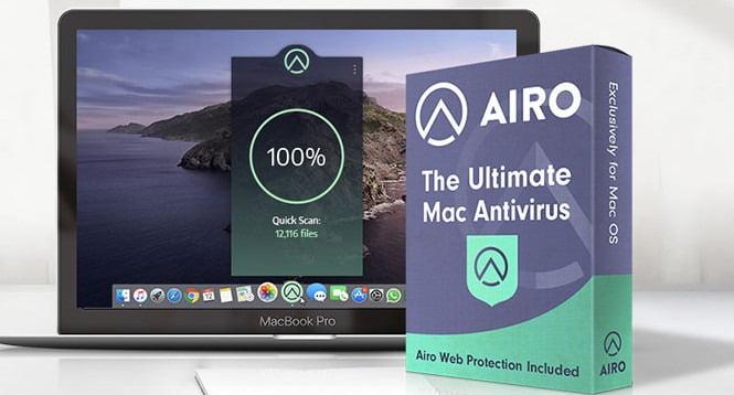 Airo Antivirus Download