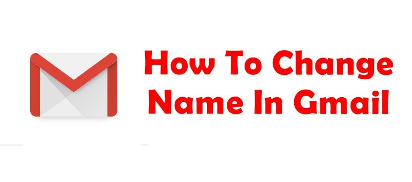 Change Name in Gmail