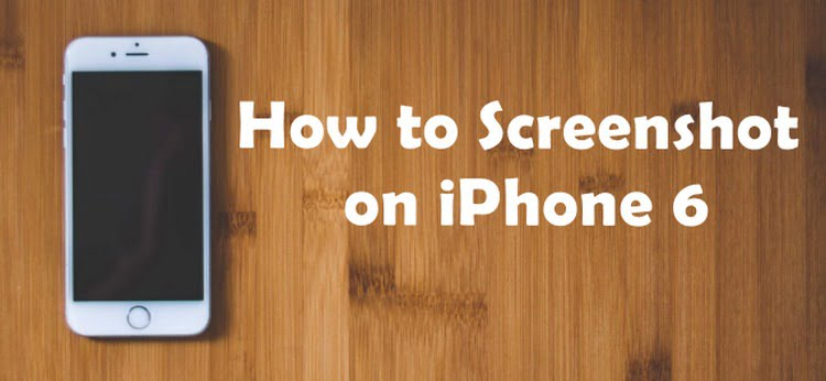 How to Screenshot on iPhone 6