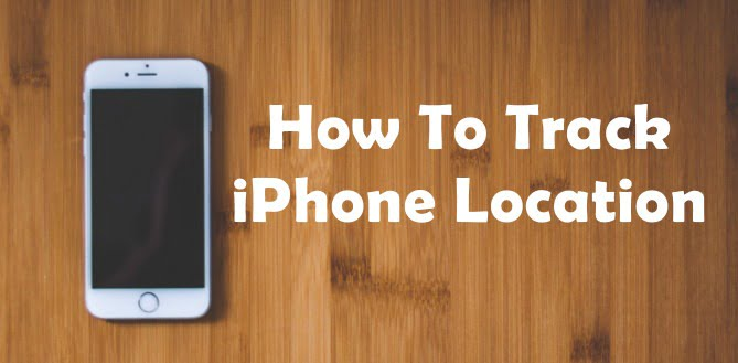 how to track iPhone location