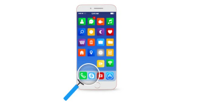 iPhone Monitoring App