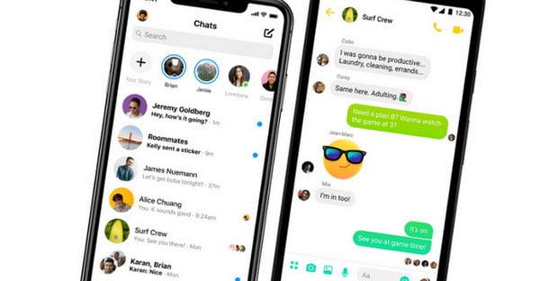 Apps for messenger