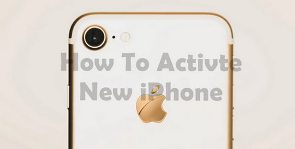 Activate New iPhone