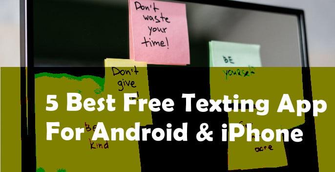 Texting Free App