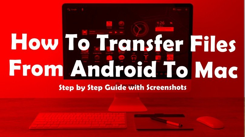 How To Transfer File From Android To Mac
