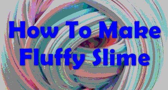 Make Fluffy Slime