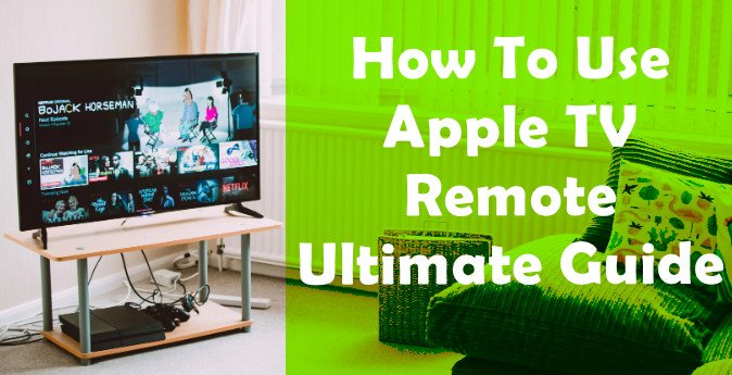 how to connect apple tv remote