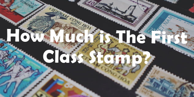 how much is first class stamp in 2020