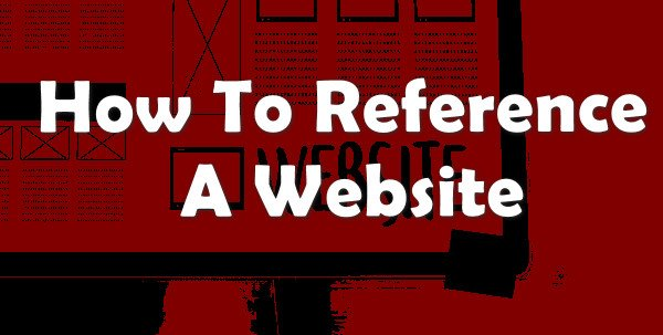 Reference a website