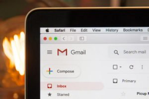 create gourp of emails in gmail