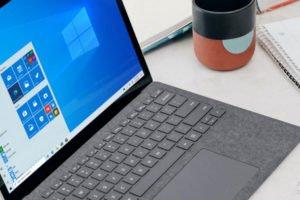 turn on admin account in Windows 10