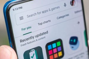 How To Log Out From Google Play Store
