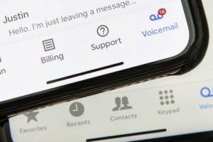 Setup Voicemail