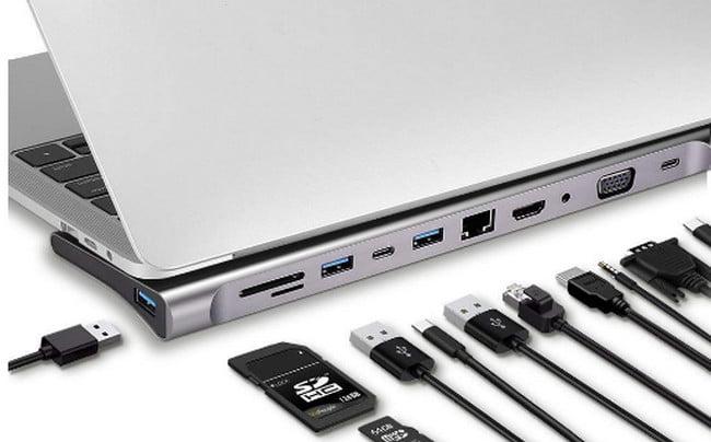 USB C Laptop Docking Station