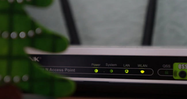 Amped Wireless Router