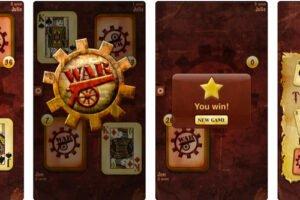 classic card game War