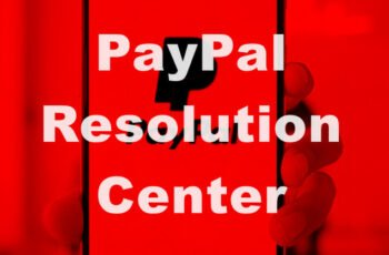 PayPal Resolution Center
