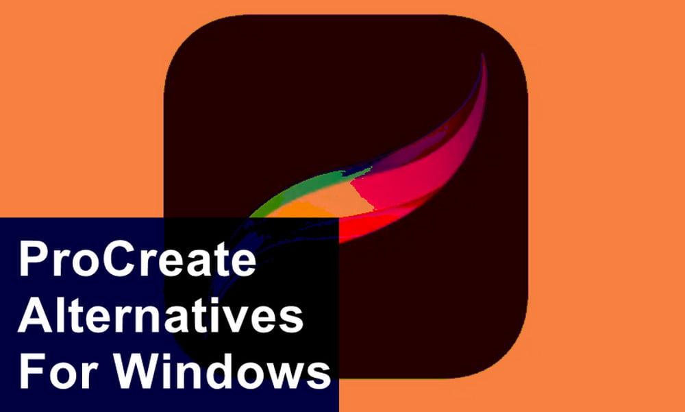 procreate for windows 10