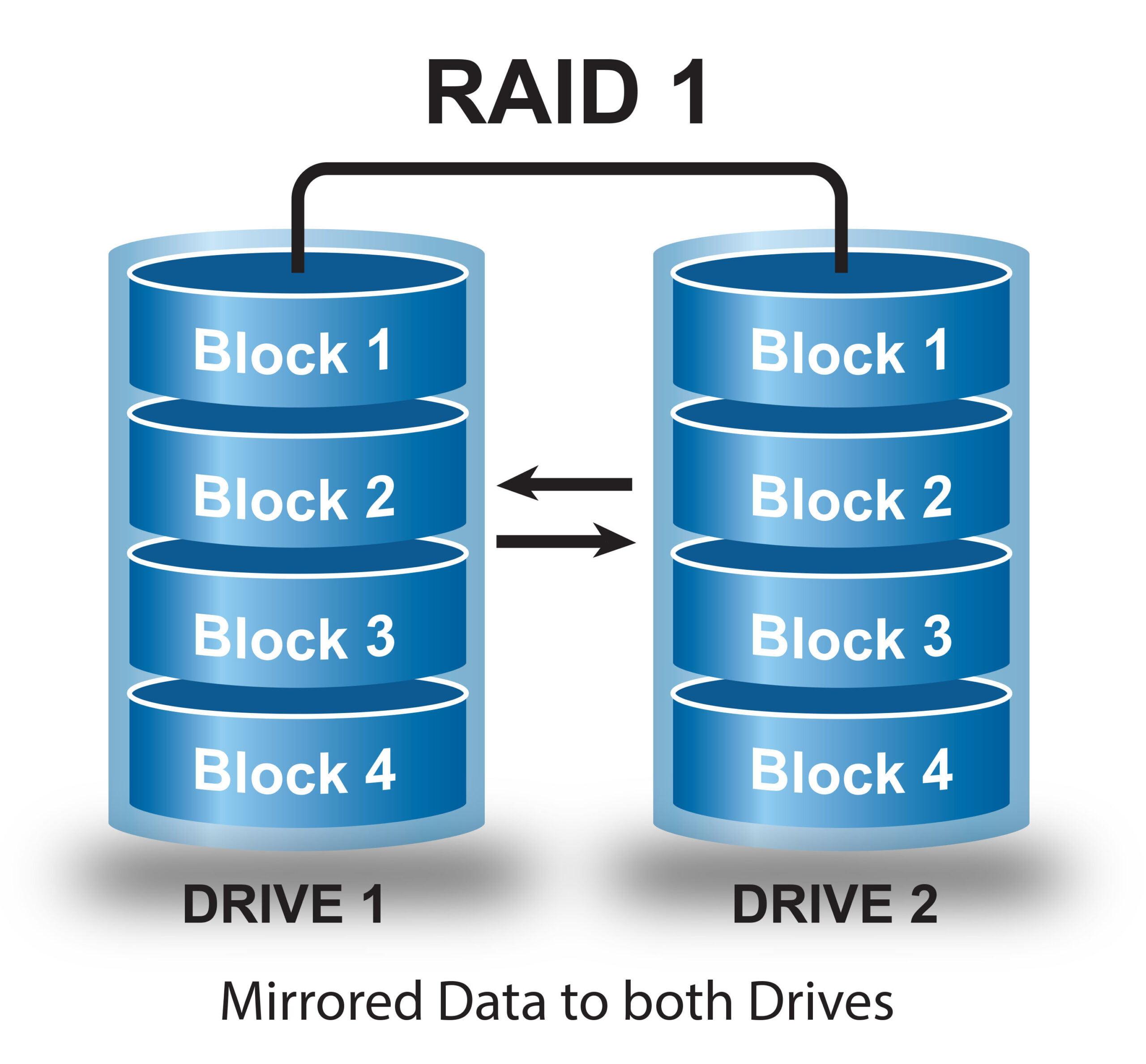 what is raid 1
