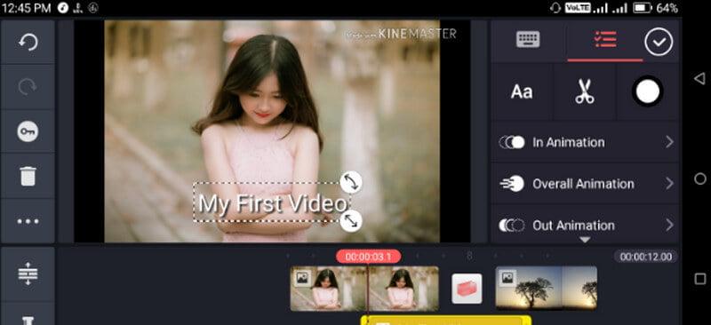 KinMaster app