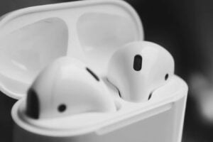 my airpods are waterproof