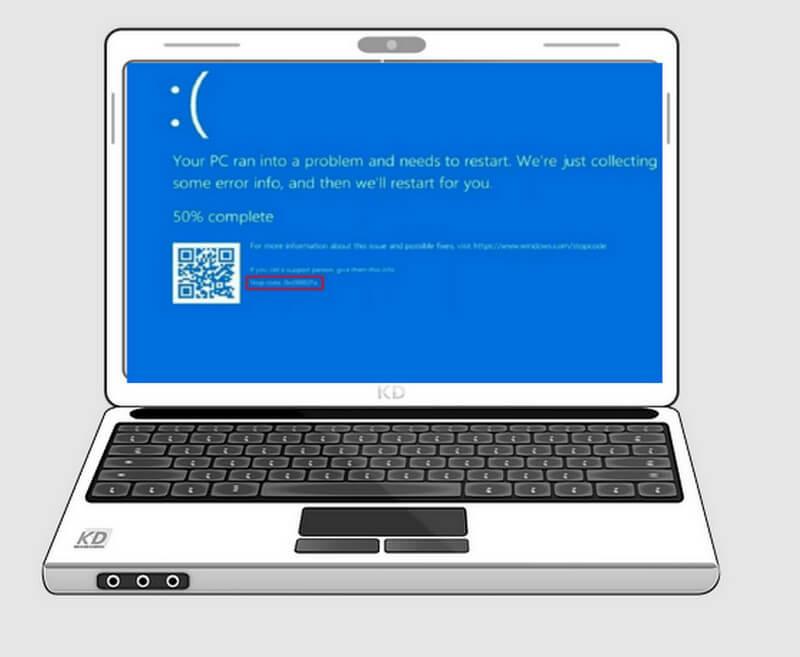 Windows 10 Stop Code