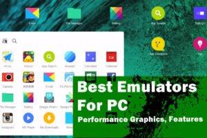 best emulators for pc