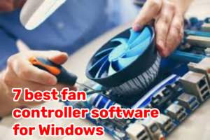 Fan controller software