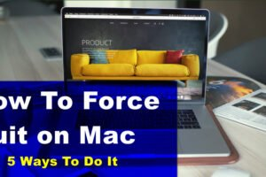 how to force quit on macbook