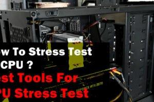 CPU Stress Test