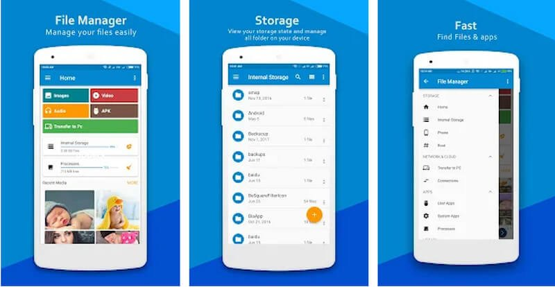storage manager android